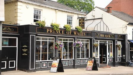 The Prince of Wales pub. Picture: Denise Bradley