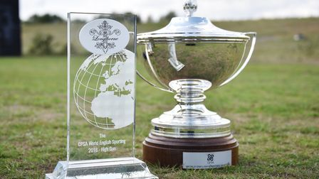 Richard Bunning who has just won the title of English Open Clay Pigeon Shooting champion.Picture: AN