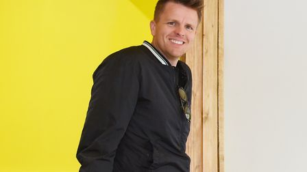 Jake Humphrey has backed a second vote on Brexit. Picture: DENISE BRADLEY