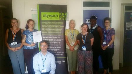 City Reach has become the first surgery in Norfolk to join the Safe Surgeries scheme. Photo: NCHC