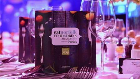 Inside the Eat Norfolk Food and Drink Awards 2018 at OPEN, Norwich Picture: Simon Finlay Photograph