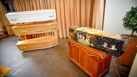 Personalised funerals are on the rise (Image: Central England Co-operative Limited)