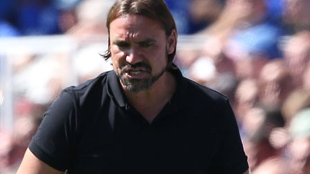 Daniel Farke is in the mood for a repeat against Leeds Picture: Paul Chesterton/Focus Images Ltd