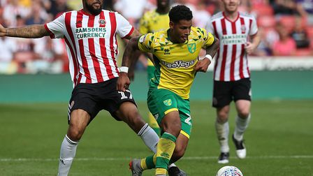 Norwich City and Onel Hernandez are looking to bounce back from a 2-1 defeat at Sheffield United whe