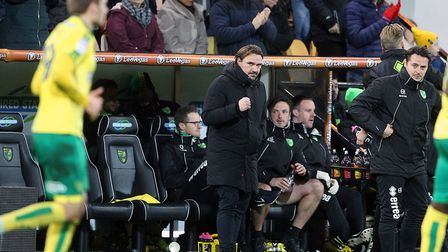 Daniel Farke knows what is at stake come winless Norwich City's Carrow Road double-header this week