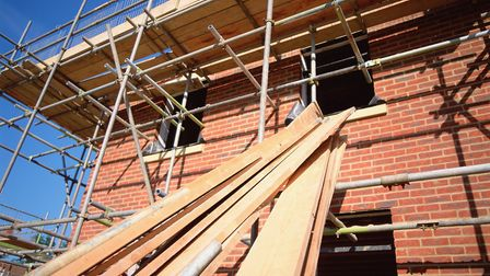 Housebuilder Persimmon has released its half year results. Picture: Getty Images
