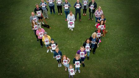 Love West Norfolk announce new plans for phase two of the campaign Picture: Matthew Usher