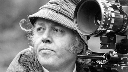 Richard Attenborough Picture: Submitted