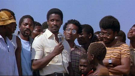 Denzel Washington in Cry Freedom Picture: MARBLE ARCH PRODUCTIONS