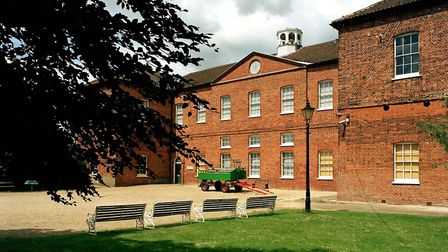 Gressenhall Farm and Workhouse will open for free as part of Heritage Open Day. Photo: NSFT/Gressenh