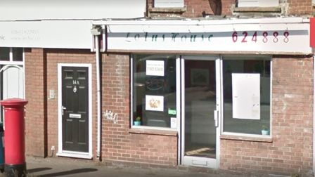 Lotus House Chinese takeaway has received a zero in its latest hygiene inspection. Picture: Google