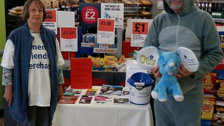 Dementia Friendly Dereham will be in the Co-op on the last Friday of every month. Picture: Supplied