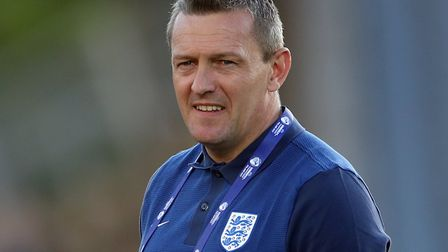 England U21 head coach Aidy Boothroyd was in Russia as part of the senior squad's back-room team dur