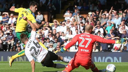 The Portugal international scored an equaliser at Craven Cottage on the opening day of the last camp