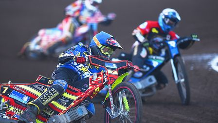 Michael Palm-Toft contributed eight points for the Stars Picture: Ian Burt