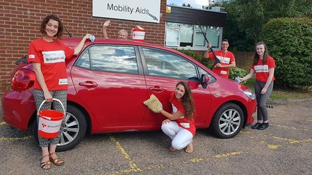 Norfolk residents, businesses and schools are being encouraged to join in with the Great British Car