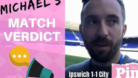 Norwich City correspondent Michael Bailey reports from Portman Road, as the Canaries survive another