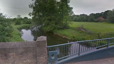 An unexploded second world war grenade has been found in a Norwich river. (Image: Google Maps)