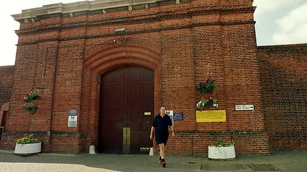 Lord Peter Melchett leaves Norwich Prison after being held in custody on remand for two nights after