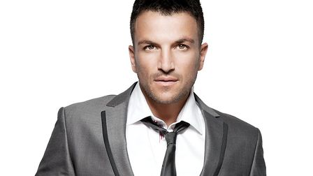 Peter Andre. Picture: PA.