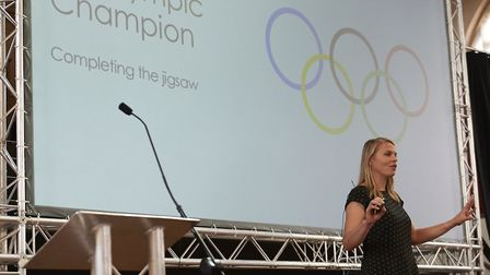Inspiration Trust staff 'Welcome Back' day at St Andrews Hall in Norwich, on Tuesday, September 4, 2