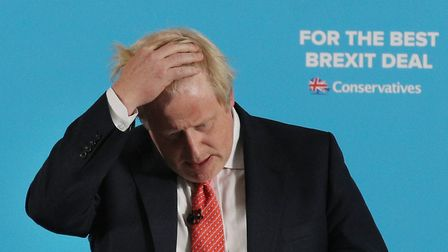 Boris Johnson could face court over Brexit claimsPhoto: PA