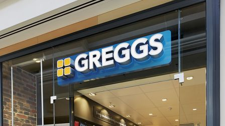 You can now get a Pumpkin Spice Latte at Greggs. Picture: Greggs/Havas PR