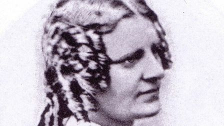 Anna Sewell. Sadly, she didn't live long enough to see quite how popular her Black Beauty novel woul