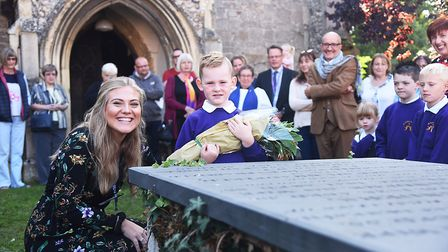 A special church service was held in Stoke Ferry to mark the 200th anniversary of the local school.
