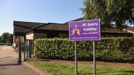 The All Saint's Academy at Stoke Ferry. Picture: Ian Burt