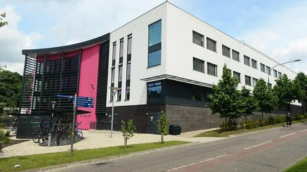 The Julian Study Centre, where the event will be held. Photo: UEA