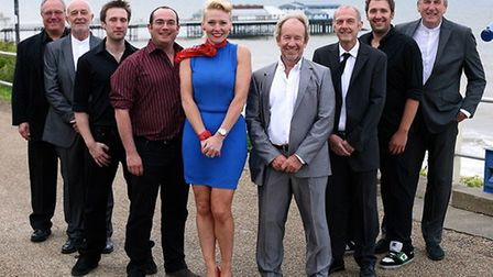 The Mynx Memphis Soul Band will return to Thorpe Market in November. Picture: Supplied