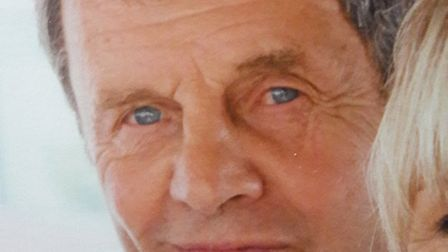 Missing man George Vale. PHOTO: Suffolk Police