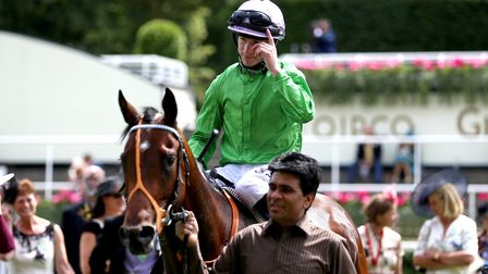 Jockey Richard Kingscote could be the man to follow at Great Yarmouth on Tuesday. Picture: PA