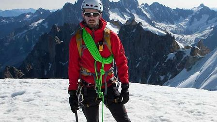 Adventurer and scientist Huw James will run workshops and science shows at Norwich Science Festival