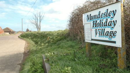 Mundesley Holiday Vilage, Paston Road, Mundesley Picture: Archant.