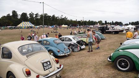 Beetles at Whitenoise 2018 Picture: Sonya Duncan