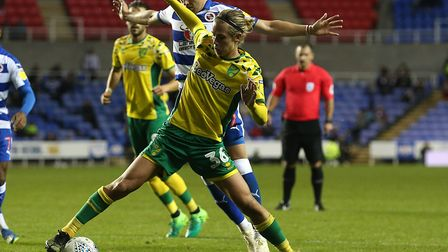 Todd Cantwell had a winning league debut for Norwich City Picture: Paul Chesterton/Focus Images Ltd