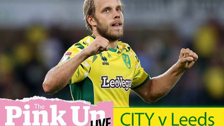 Teemu Pukki will look to continue his fine early season form as Norwich City host early Championship