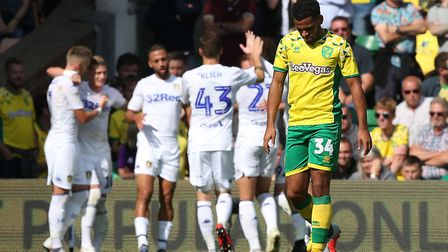 It was a big day for Louis Thompson on his return to EFL starting duty - but there was no happy endi