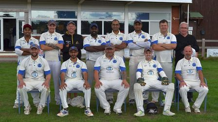 St Andrews are the champions of the Norfolk Cricket League. Picture: Norfolk Cricket League