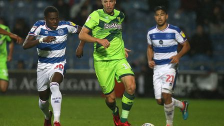 Marco Stiepermann has played a key role in Norwich City's midfield dominating possession higher up t