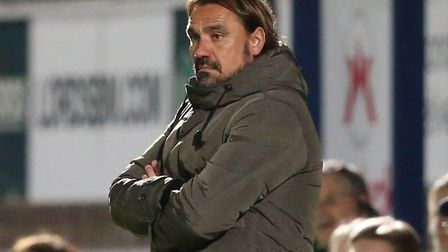 City head coach Daniel Farke is aiming for a fifth win on the spin Picture: Paul Chesterton/Focus Im