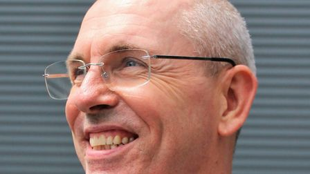 Principal at Great Yarmouth Charter Academy Barry Smith. Picture: Inspiration Trust