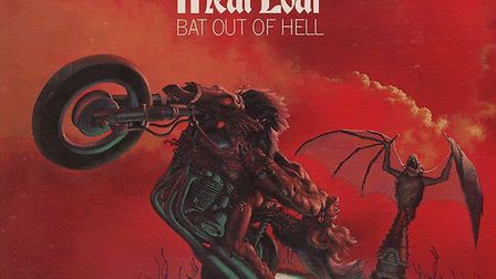 Bat Out of Hell, by Meatloaf