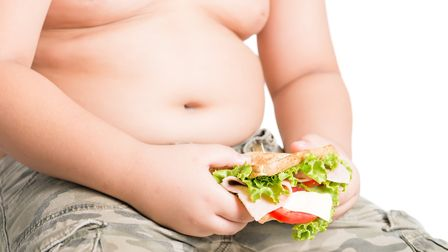 On average one in three children in Norfolk are obese. Picture: Getty
