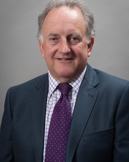 Stuart Clancy, vice-chairman of Norfolk County Councils environment, development and transport commi
