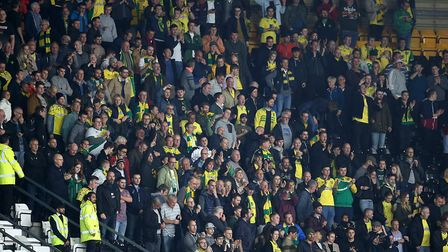 Norwich City fans are on their travels this weekend to the City Ground. Picture: Paul Chesterton/Foc