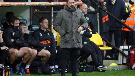 Daniel Farke takes his side to Nottingham this weekend looking to bounce back from a defeat to Stoke