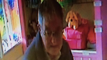 David White is missing. Picture: Suffolk Police